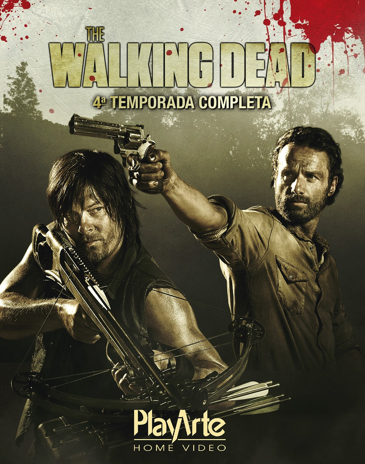 Stunning Ver Cuarta Temporada De The Walking Dead Gratis Gallery ...